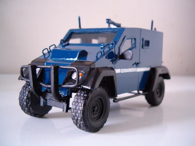 panhard pvp petit vehicule protege de la gendarmerie nationale policecarworld. Black Bedroom Furniture Sets. Home Design Ideas