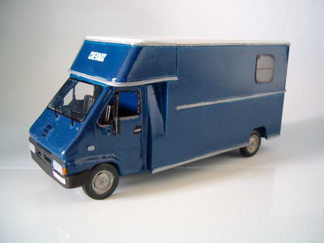 renault t35 transport de chevaux de la garde republicaine. Black Bedroom Furniture Sets. Home Design Ideas